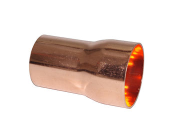"1-5/8"" X 1-3/8"" 32Mpa Straight Copper Reducer Coupling"